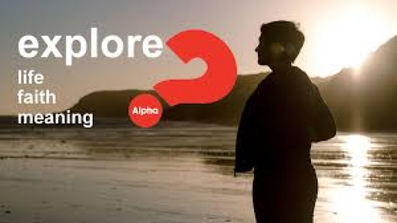 Alpha — Explore life & faith (Lunchtime course via Zoom)