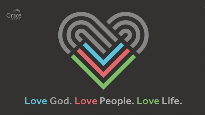 Love God Love People Love Life